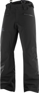 Spodnie Salomon FORCE Pant M Black