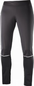 Spodnie Salomon Lighting Lightshell Pant W Black
