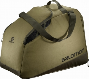 Pokrowiec Salomon Extend MAX Gearbag Martini Olive/Black