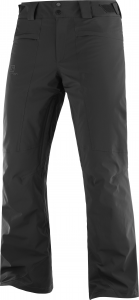 Spodnie Salomon BRILLIANT Pant M Black