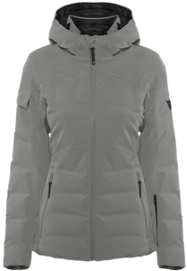 Kurtka Dainese Ski Downjacket SPORT Women Charcoal Gray