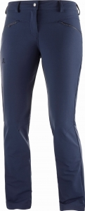 Spodnie Salomon Wayfarer Straight WARM Pant W Night Sky