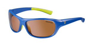 Okulary Salomon SAGARMATHA Photo Matte Blue