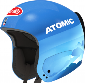 Kask Atomic Redster Replica Mikaela Blue