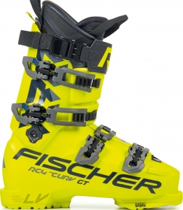 Buty Fischer RC4 THE Curv GT 130 Vacuum Walk Yellow 2021