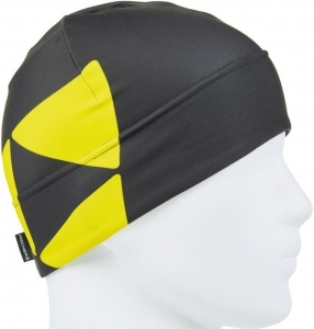 Czapka FISCHER Beanie Warm LAHTI Black/Yellow