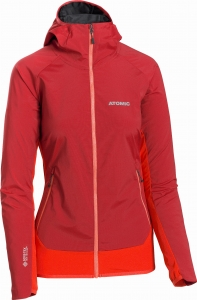 Kurtka Atomic W Backland INFINIUM Jacket Rio Red