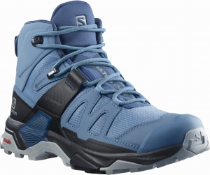 Buty Salomon X Ultra 4 MID GTX W Copen Blue/Black 413815
