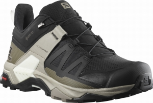Buty Salomon X ULTRA 4 GORE-TEX Black/Vintage Kaki 412881