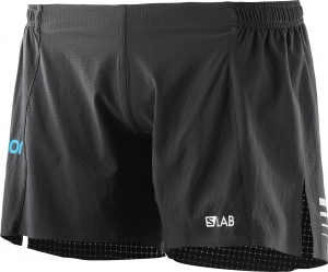 Spodenki SALOMON S/LAB Short 6 W Black