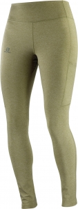Legginsy Salomon OUTLINE TIGHT W Martini Ol/Heather