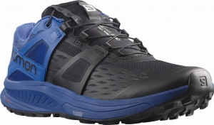 Buty Salomon Ultra /PRO Black/Turkish Sea/Pearl 414028