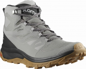 Buty Salomon OUTline MID GTX Frst Gray/Black 413842