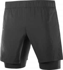 Spodenki Salomon XA TWINSKIN Short M Black