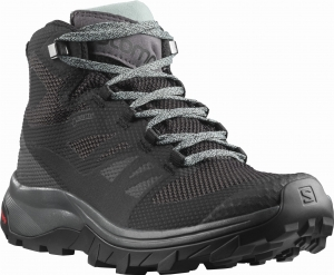 Buty Salomon OUTline MID GORE-TEX W Black/Mgnet 404844