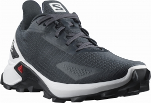 Buty Salomon Alphacross BLAST India Ink/White/Black 411038