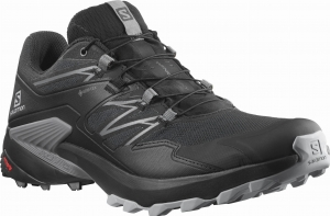 Buty Salomon WINGS SKY GORE-TEX Ebony/Black 412797