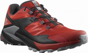 Buty Salomon WINGS SKY Rooibos Tea/Phantm 413862