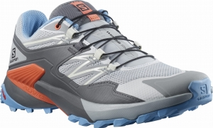 Buty Salomon WINGS SKY W Pearl Blue/Quiet Shade 412837