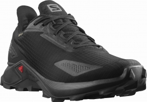 Buty Salomon Alphacross BLAST GORE-TEX Black 411053