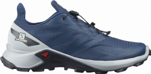 Buty Salomon Supercross BLAST Dark Denim/Pearl Blue 412842