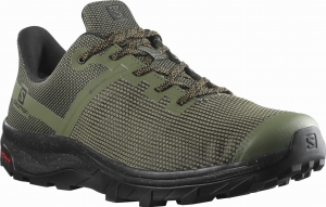 Buty Salomon OUTline PRISM GORE-TEX Deep Lichen Green 413047