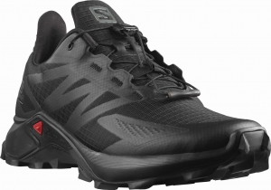 Buty Salomon Supercross BLAST Black 411067