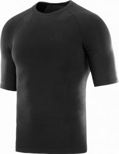Koszulka Salomon EXO MOTION Tee M Black