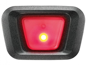Lampka Do Kasków UVEX Plug-in LED Red 0500