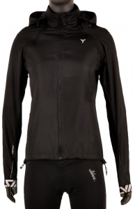 Kurtka Damska SILVINI Women's Windproof Jacket Vetta WJ1623 Black