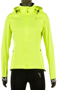 Kurtka Damska SILVINI Women's Windproof Jacket Vetta WJ1623 Yellow