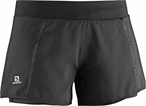 Spodenki SALOMON Park 2IN1 Short W Black