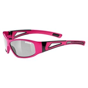 OKULARY UVEX Sportstyle 509 Pink/Litemirror Silver S3