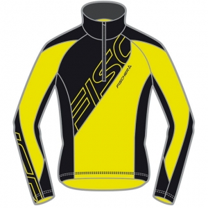 FISCHER SKISHIRT TURTLENECK INARI Yellow