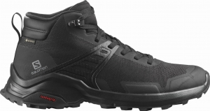Buty Salomon X RAISE Mid GTX Black 410957