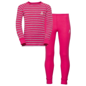 Bielizna ODLO Set Active Originals Warm Pink