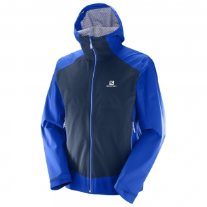 Kurtka Salomon La Cote Stretch 2.5L Jkt M Blue