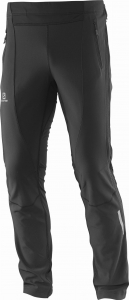 Spodnie Salomon Softshell FZ Pant M Black
