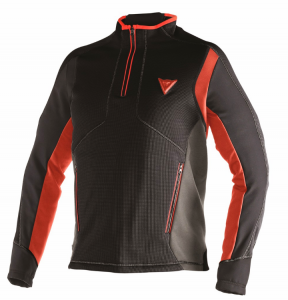 Bluza DAINESE Drago Sweater Black/Orange
