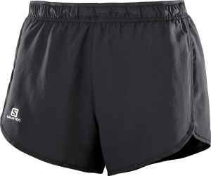SPODENKI SALOMON AGILE SHORT W Black