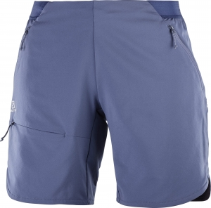 Spodenki SALOMON Outspeed Short W Crow Blue