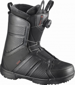 Buty SALOMON Faction Boa Black 2018