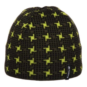 Czapka VIKING Regular 0423 Black/Lime