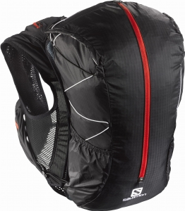 Plecak Salomon S/lab Peak 20 Set Black/Red