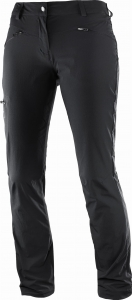 Spodnie Salomon Wayfarer Straight Pant W Black