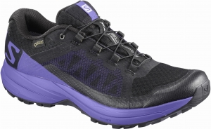Buty Salomon XA Elevate GTX W Black/Purple 401521