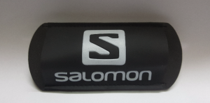 Ski Rzepy Salomon - Black/White