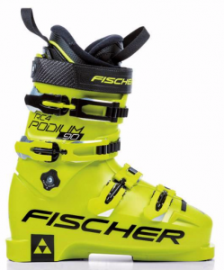 Buty Fischer RC4 Podium 70 Yellow