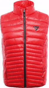 Kamizelka DAINESE Packable down Vest Man High Risk Red