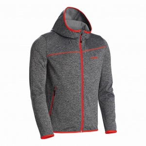 Bluza Atomic M Microfleece Hoodie Quiet Shade